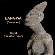 Bangwa Royal Ancestor Figure