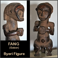 Fang Male Byeri Figure