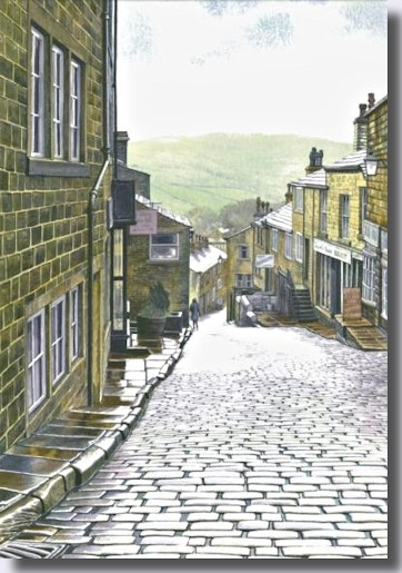 Hirst ~ To the Hills Haworth