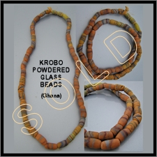 Krobo Glass Beads1 (mixed)