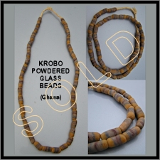 Krobo Glass Beads2 (matched)