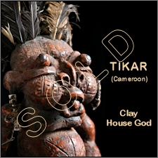 Tikar Clay God