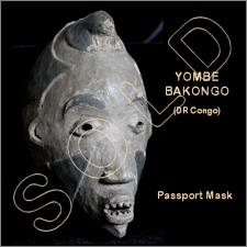 Yombe/Bakongo Passport Mask (1)